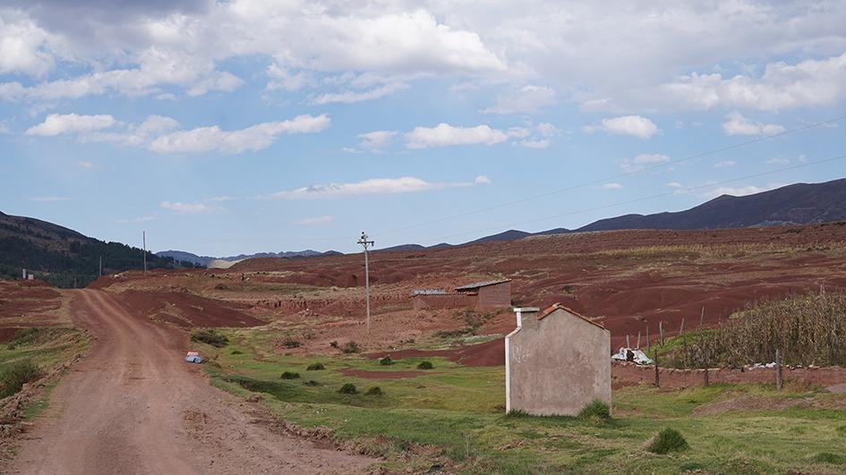 Vista di Potolo, Sucre