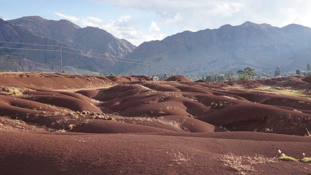 Le dune di Potolo, Sucre