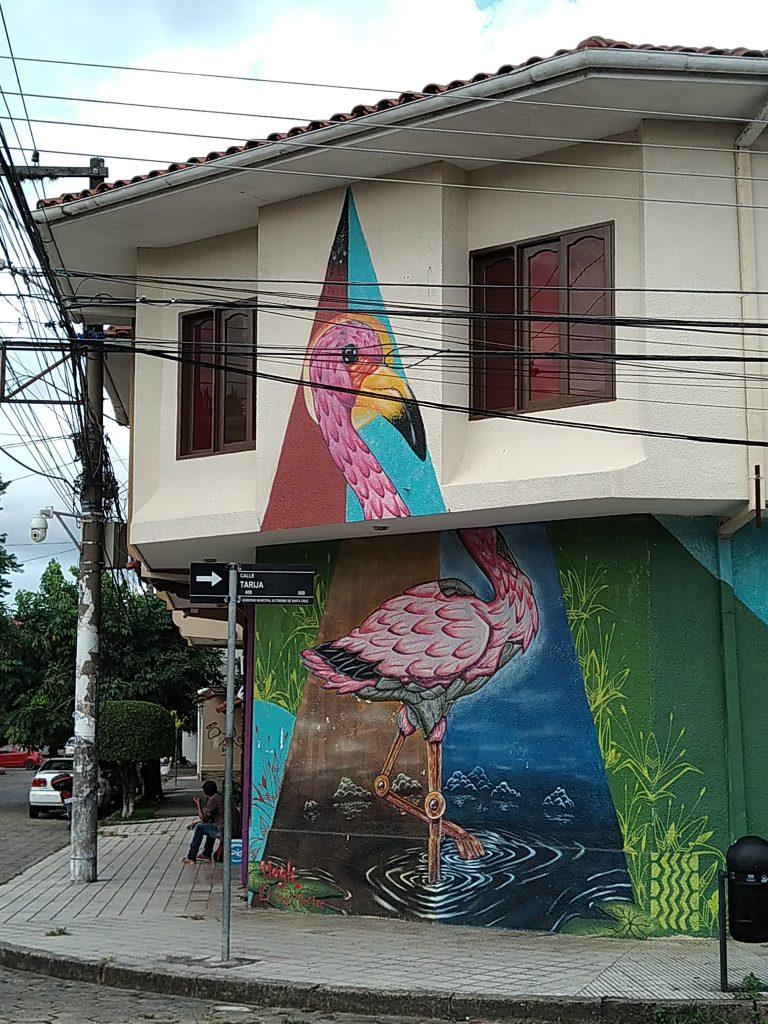 Murales Santa Cruz