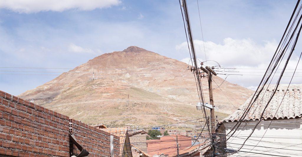 Cerro Rico, Antica miniera d'argento, Potosì