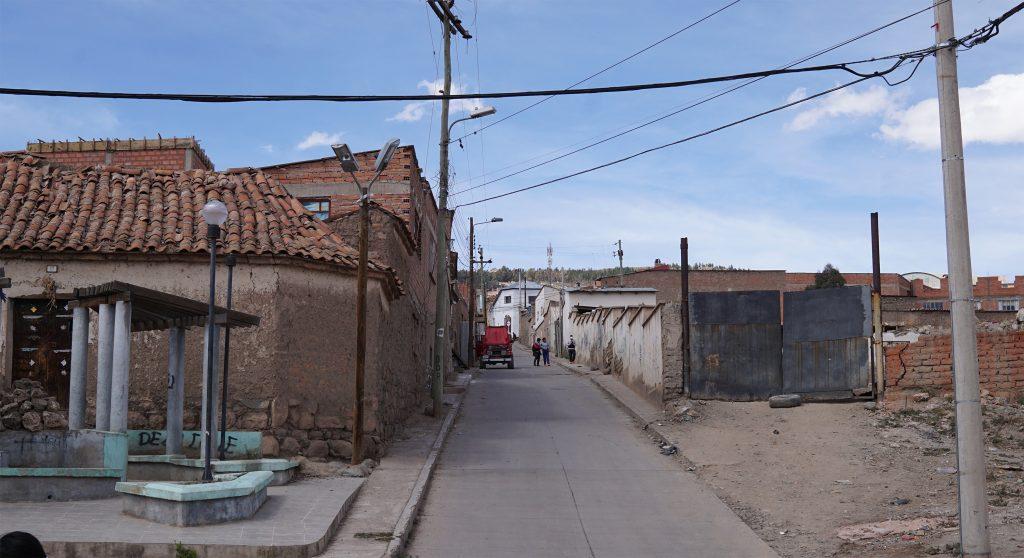Quartiere indigeno, Potosì