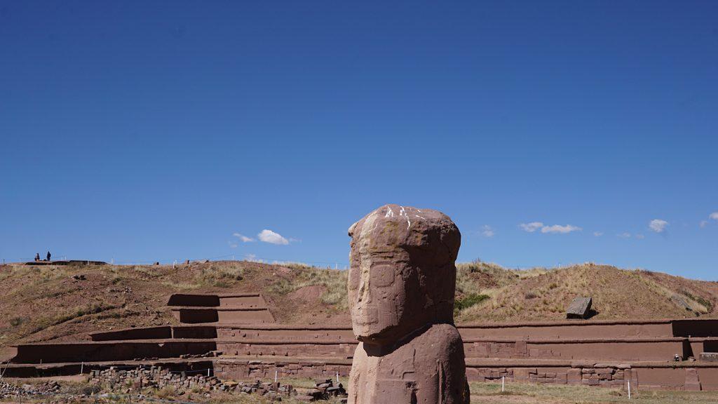 Sito archeologico di Tiahuanaco La Paz