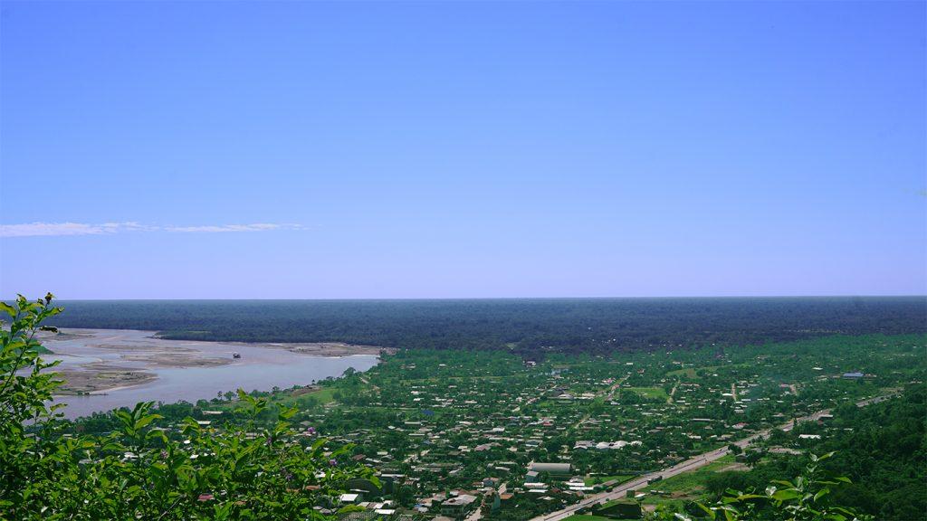Mirador Rurrenabaque, Selva Amazzonica