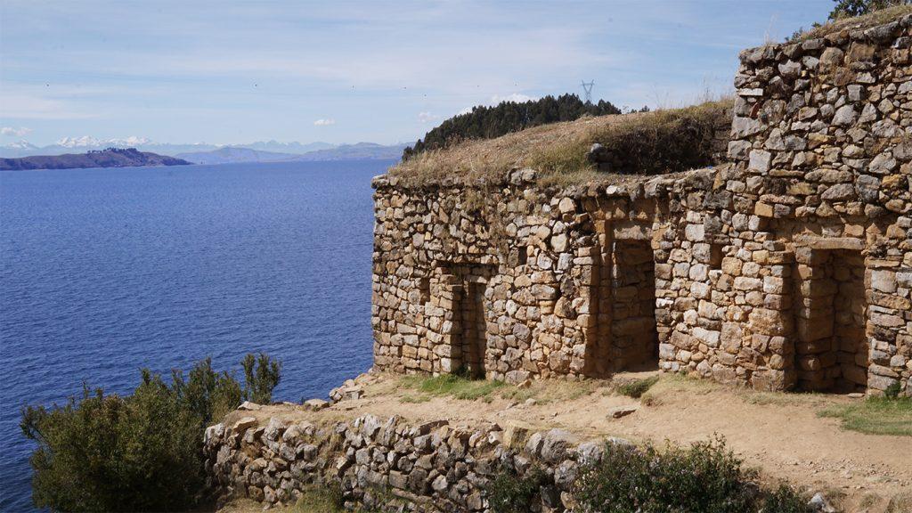 Palazzo dell'Inca, Isla del Sol, Lago Titicaca