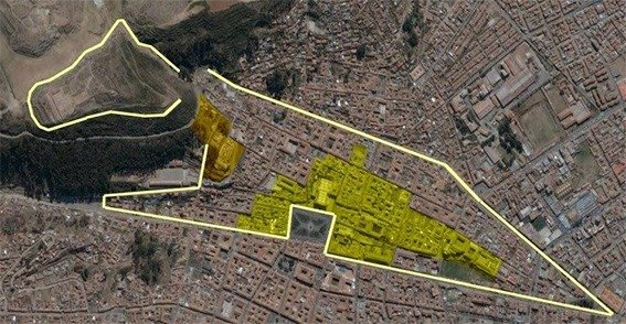 Forma di Cusco puma