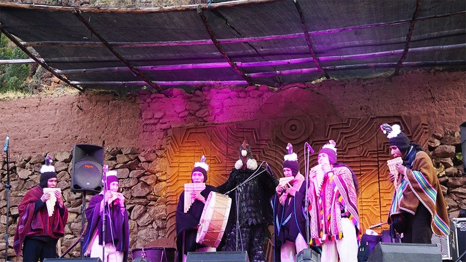 Siku Mamani Festival di Musica Nativa