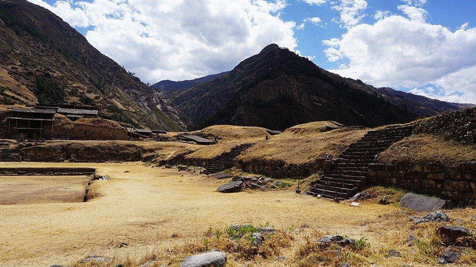 Chavin de Huantar sito archeologico